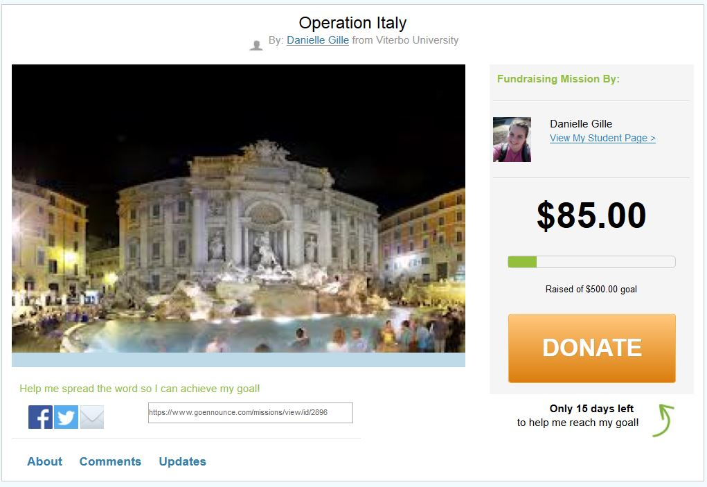 2014-09-24 17_14_57-Operation Italy by Danielle Gille _ Browse Our Students' Fundraising Missions _