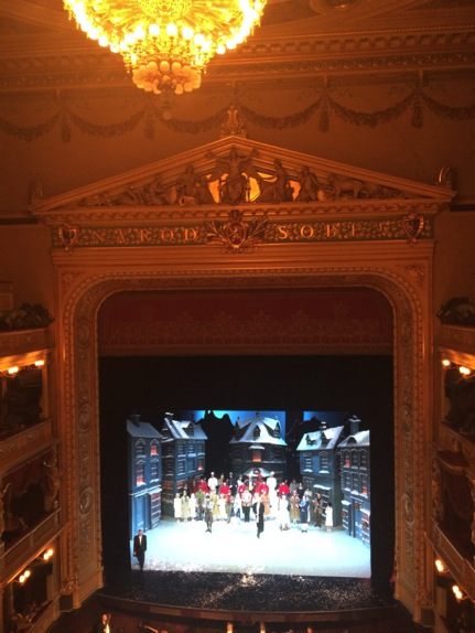 The Nutcracker at Prague's National Theater