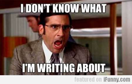 Need to write an essay but i dont know what to write about?
