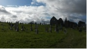 One of the many beautiful places I visited in Ireland, Clonmacnoise Monastery