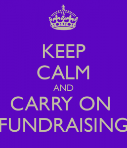 carry on fundraising